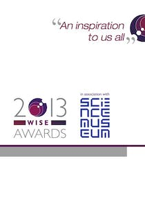 WISE Awards 2013 programme