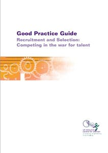 Recruitment and Selection: Good Practice Guide