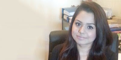 Memona Mohammad, Higher Apprentice, BT