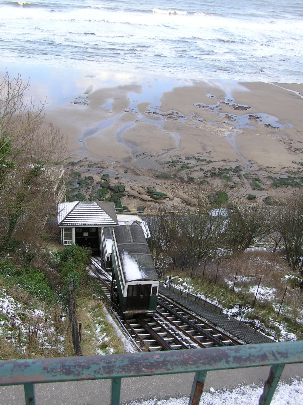 Cliff Railway, Scarborough