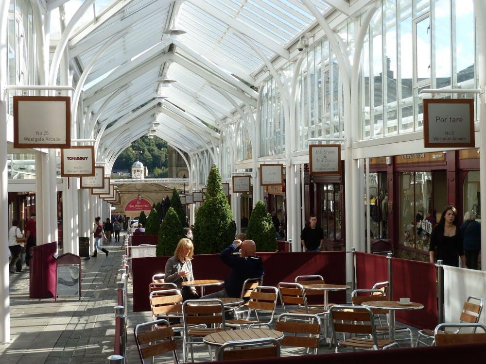Halifax - Westgate Arcade