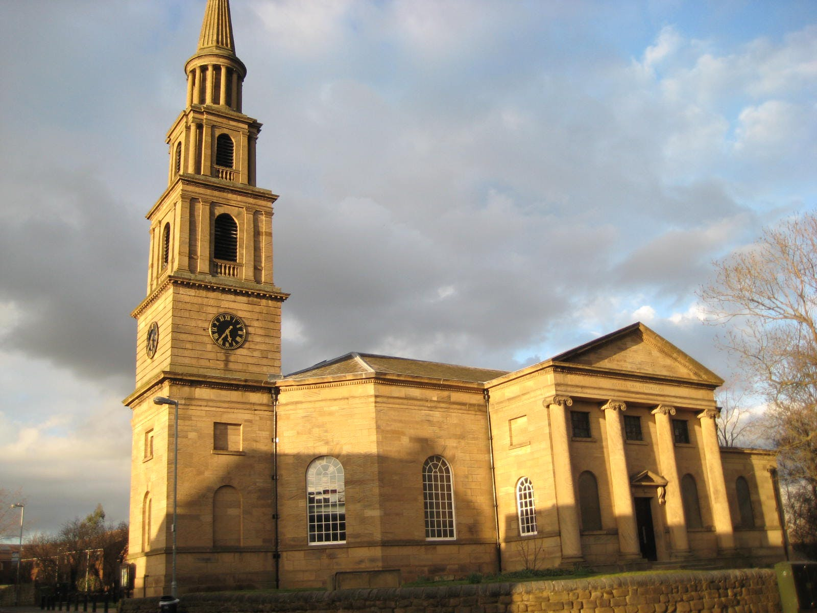 St Peter's Church, Horbury