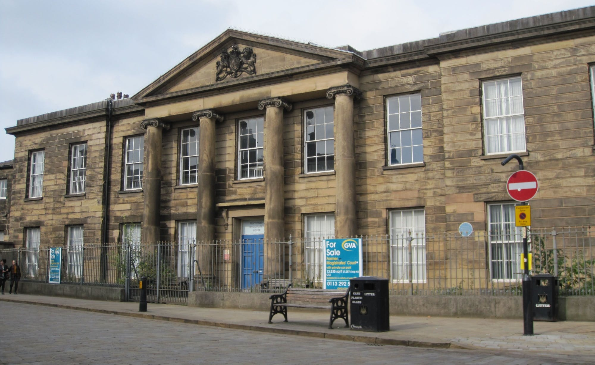 Sessions House at Pontefract