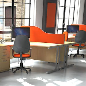 YOG stock a range of office desks